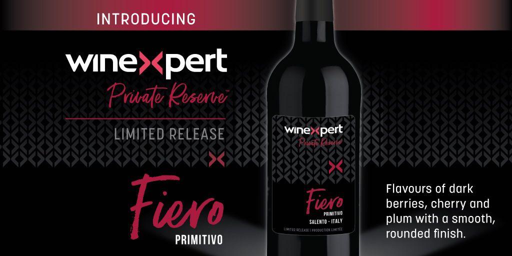 Private Reserve Fiero Primitivo – Limited Release